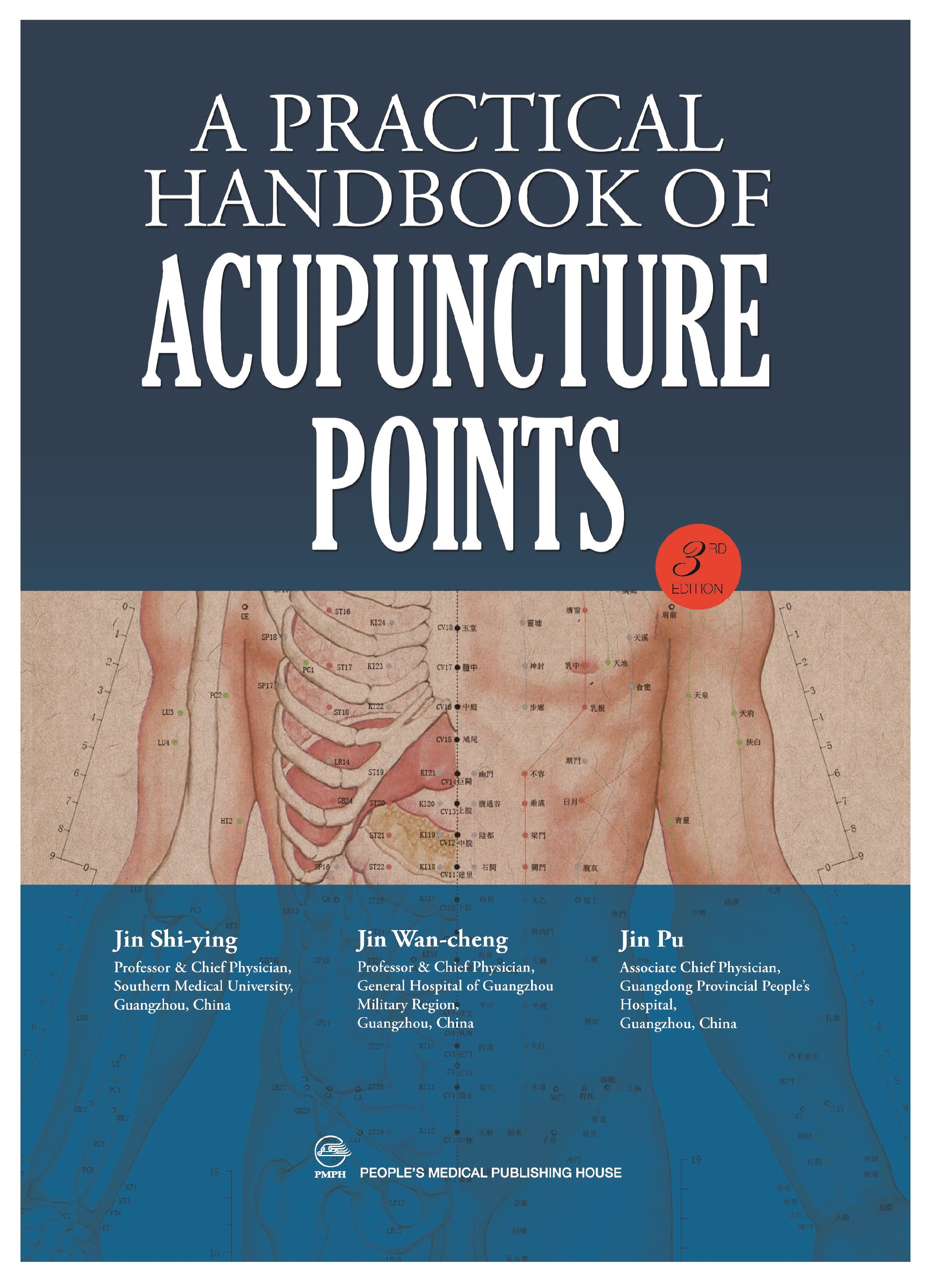 Practical Handbook of Acupuncture Points
